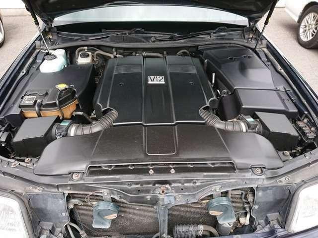 V12エンジン!センチュリーといえば・・・