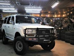 トヨタ ランドクルーザー80 4.2 GX ディーゼル 4WD OLDMAN EMUコイル&ショック