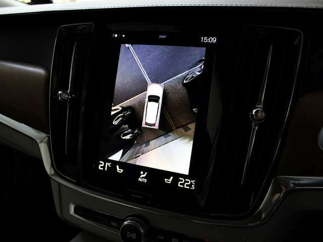 360カメラ バックカメラ切替可