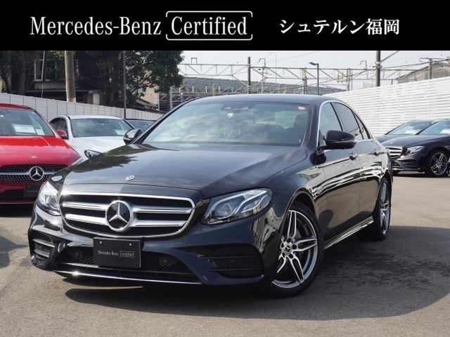 E 200 Avantgarde 【AMGライン  エクスクルーシブパッケージ / 正規認定中古車 認定2年保証】