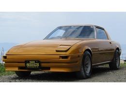 マツダ サバンナRX-7 GT 全塗装済み 社外アルミ 製作中