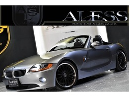 BMW Z4クーペ 2.2i ATS19インチAW 車高調 ストラーダナビ