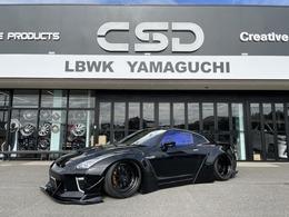 日産 GT-R 3.8 プレミアムエディション 4WD LBWKバージョン1.5フルコンプリートカー
