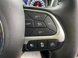 快適な高速クルージングを可能にする「レーダークルーズコントロール」。