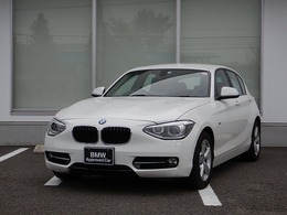 BMW 1シリーズ 116i スポーツ 純正ナビ パーキングサポートP ETC
