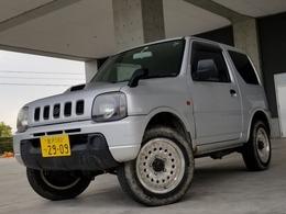 スズキ ジムニー 660 XL 4WD 車検R3年11月