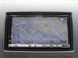 アルパイン製7インチHDDナビゲーションを装備!フルセグTV、DVD再生機能、Bluetooth接続できます。