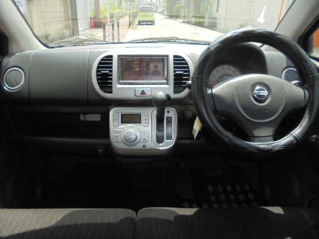 ABS/運転席エアバッグ/助手席エアバッグの安全装備!