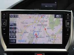 アルパイン10インチモニター SDナビ EX10 フルセグTV・DVD・CD・SD・Bluetooth対応 バックカメラ連動