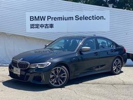 BMW 3シリーズ M340i xドライブ 4WD 360度カメラ19AW黒革シートヒータ