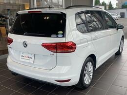 VWのミディアムサイズミニバンとして発売当初より人気を博しているTOURRAN。