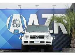 AMGライン装備!フロントスポイラー、リアスカート、サイドストリップライン(ブラッシュドアルミニウム)など、外装内装共に豪華な装備になっております。