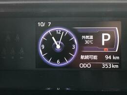 走行距離400キロ以下!たくさん走って燃費をどんどん良くしちゃいましょう^^