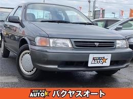 トヨタ ターセル 1.3 アベニュー 4速マニュアル