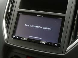 メモリーナビ!!地デジTVの視聴も可能です☆高性能&多機能ナビでドライブも快適ですよ☆