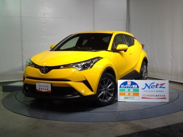 C-HR G-T 4WDが仲間入りしました♪