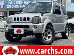 スズキ ジムニーワイド 1.3 JZ 4WD 4WD.ルーフレール