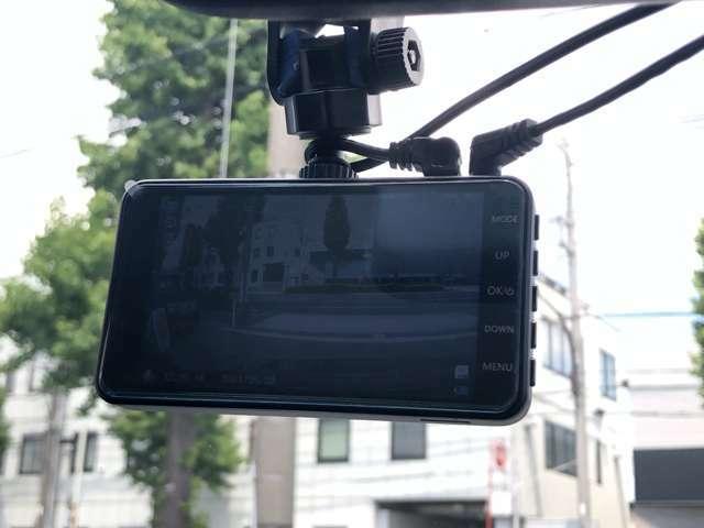 【ドライブレコーダー】前方録画機能!万一の際には合って損ではない装備!最近ではみなさんの必須装備になっております♪
