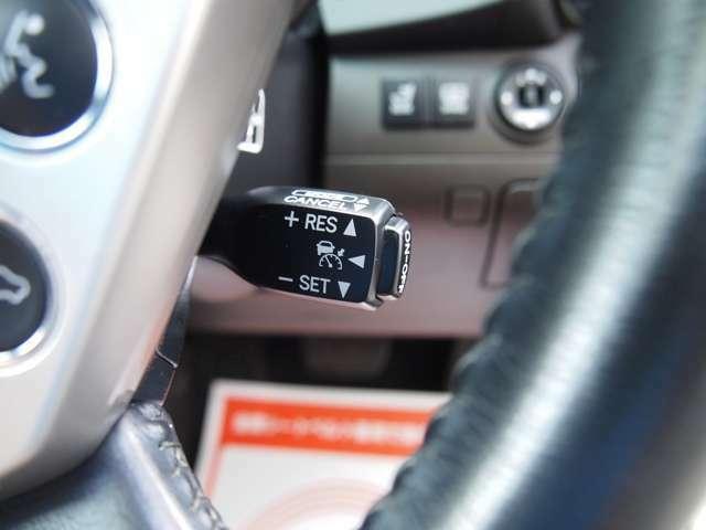 ☆レーダークルーズ付きです!前の車に自動で追従致します!