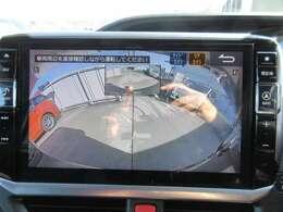 アルパインメモリー11型ナビ付き♪ 大画面のガイド線付バックカメラで駐車も安心ですね♪ 左サイドカメラ、フロントカメラも搭載しております♪