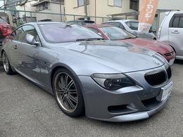 BMW M6 5.0 赤レザー カーボンパネル レムスマフラー