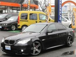 BMW 5シリーズ 525i Mスポーツパッケージ エアロ 20AW CCSLイカリングライト