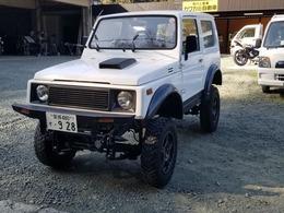 スズキ ジムニー 660 バン HC 4WD リフトアップ 車高公認