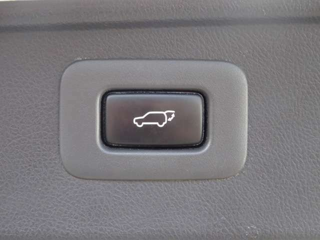 【人気オプション】パワーバックドア完備!ボタン一つでバックドアを閉められるのでお買い物やレジャー時に役立ちます♪