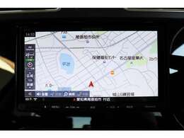 【マルチメディア】SDナビゲーション/フルセグTV/CD/DVD再生/ミュージックサーバー/Bluetooth接続