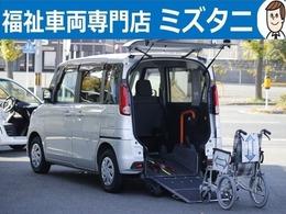 マツダ フレアワゴン 660 XE 車いす移動車 リアシート付 ワンセグナビ Bカメラ 衝突軽減ブレーキ