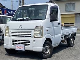 マツダ スクラムトラック 660 KC スペシャル 3方開 5速MT エアコン パワステ