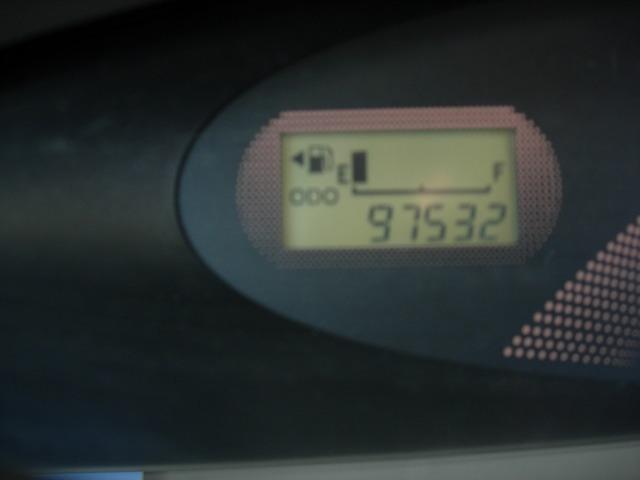 9.7万キロ