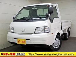 マツダ ボンゴトラック 平ボディー 3方開 1.15トン 小型 ガソリン AT車
