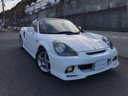 トヨタ MR-S 1.8 Sエディション フルエアロ5速MT車タイミングチェーン式