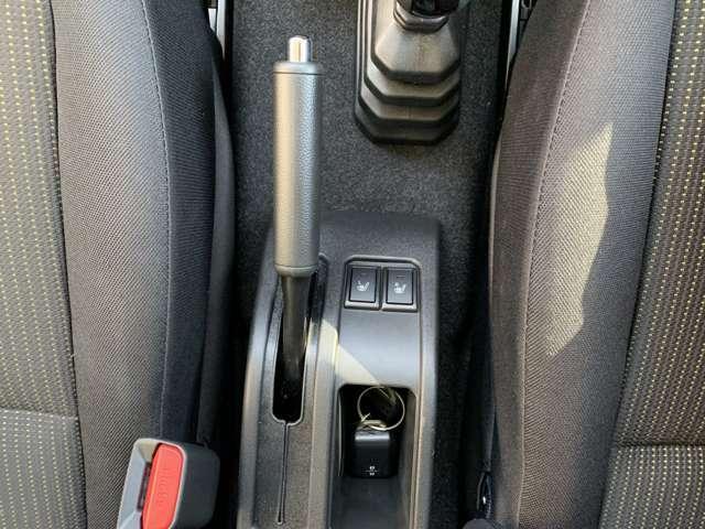 ・XCグレードにはシートヒーターがついておりますので寒い冬でも安心です♪