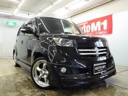 トヨタ bB 1.5 Z エアロGパッケージ ワンオーナー禁煙車 純正HDDナビフルセグ
