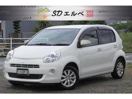 トヨタ パッソ 1.3 プラスハナ 新品ドラレコ オゾン除菌 スマートキー