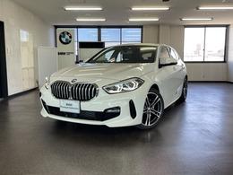 BMW 1シリーズ 118d Mスポーツ エディション ジョイ プラス ディーゼルターボ 元弊社デモカー ナビ・コンフォートPKG