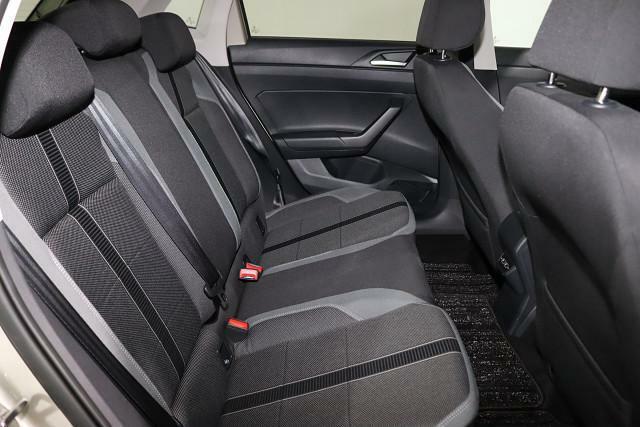 フォルクスワーゲン独自のさわやかなリヤシート。ロングドライブでも快適です。