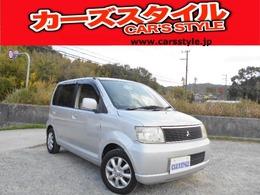 三菱 eKワゴン 660 M 保証付き キーレス ベンチシート アルミ