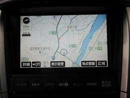 ハリアーHDDナビゲーションシステム TV/DISC/MD/チューナー。