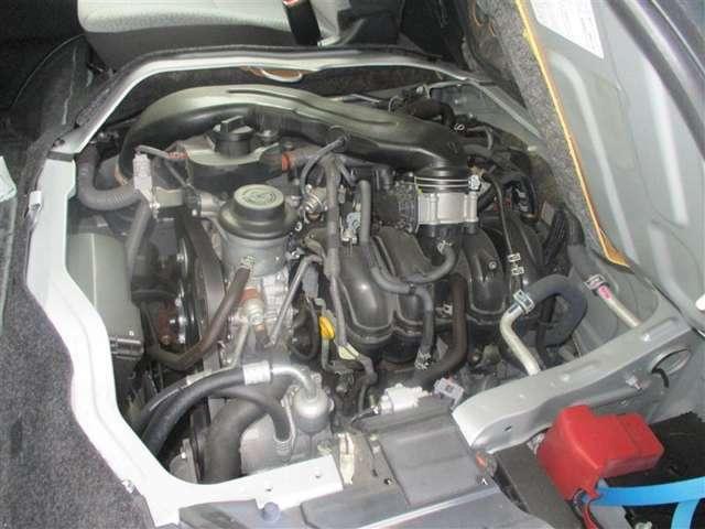 当社のまるまるクリンでエンジンの中までキレイ♪ぜひ現車でご確認ください。