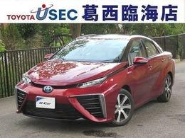 トヨタ MIRAI ベースモデル SDナビ ICS PCS LKA 合皮シート ETC2.0