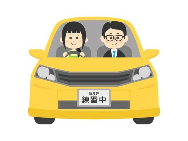 Bプラン画像:弊社スタッフが一緒に同乗しながら運転の練習に付き添います