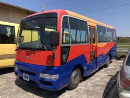 日産 シビリアン 3000ディーゼル・ターボAT キャンピング