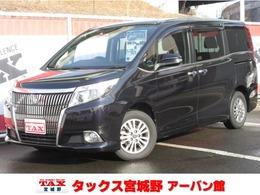 トヨタ エスクァイア 2.0 Gi ワンオーナー 本革シート 純正SDナビ