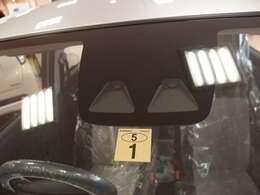 「衝突被害軽減ブレーキ」レーダーで危険を感知、衝突防止機能つき!任意保険も割引がききますよ♪
