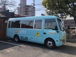 三菱ふそう ローザ 幼児バス ディーゼル 標準 ハイルーフ AT