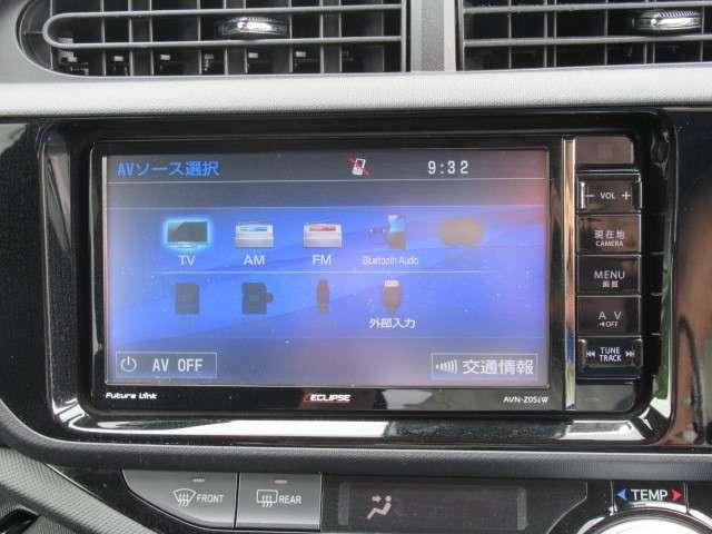 ☆社外メモリナビ装備♪お好きな音楽♪を聴きながらドライブはいかがですか?