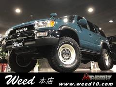 トヨタ ハイラックスサーフ の中古車 2.7 SSR-X 4WD 兵庫県三木市 228.0万円